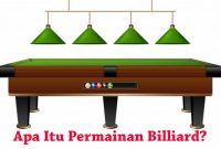 Pengertian Billiard